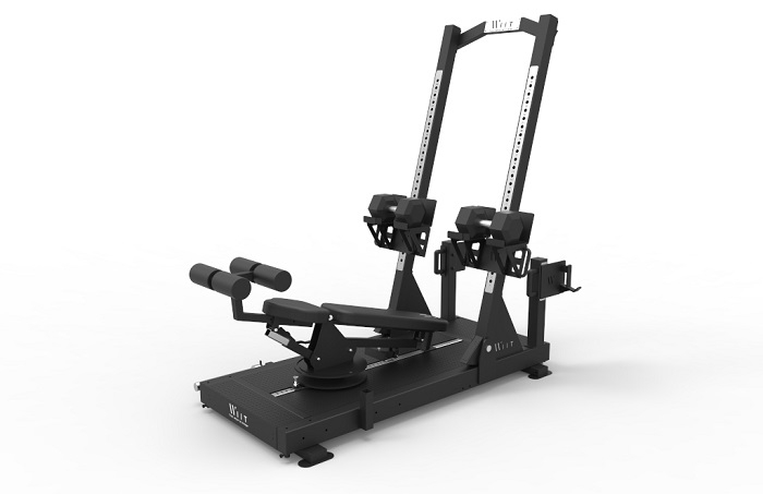 Le Dumbbell Bench