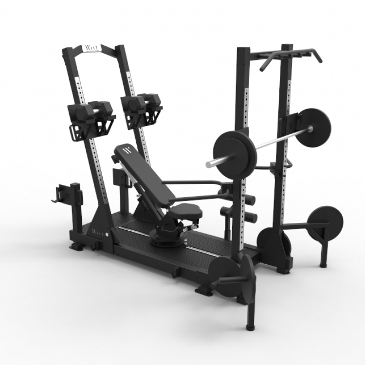 Gamme Multifonctions «M» : Dumbbell Bench