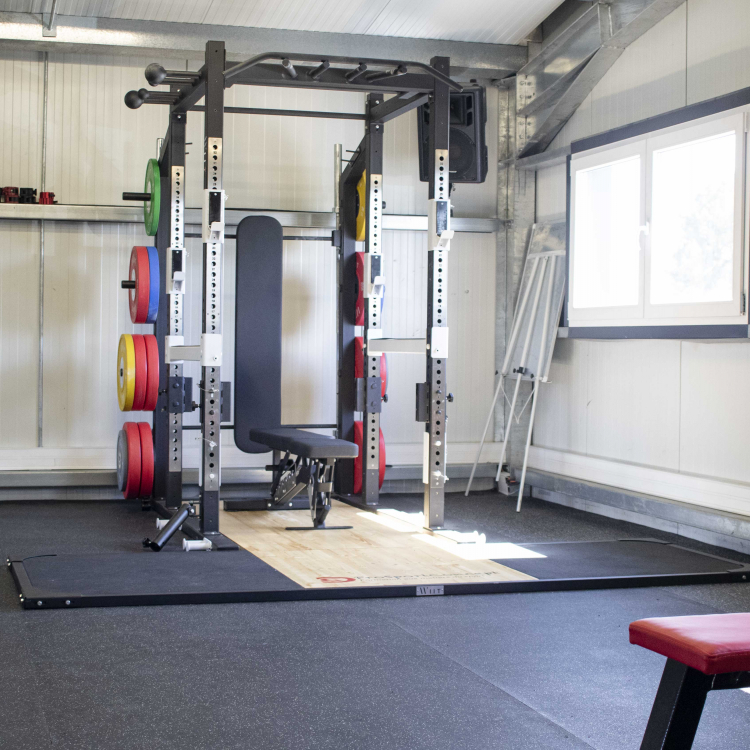 Showroom WiiTraining - ProSport Concept